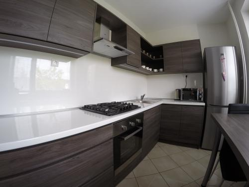 Moderná kuchynská linka - 5